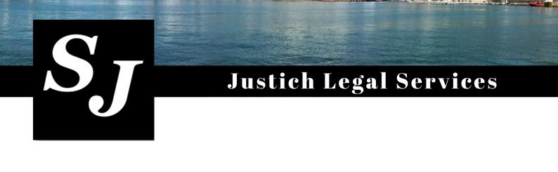 Justich Legal Services banner